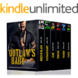 Outlaw's Baby: A Dangerous Outlaws Motorcycle Club Romance Box Set