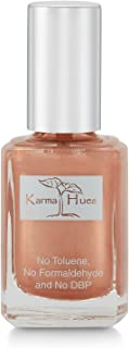 product image for Karma Organic Natural Nail Polish-Non-Toxic Nail Art, Vegan and Cruelty-Free Nail Paint (Beach Bronze)