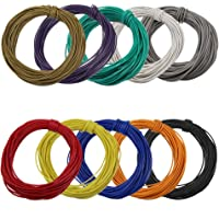Croch 10 Rollos 1.0 AMP cable 100 mts