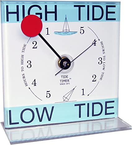 Schelling Corporation Classic Tide Timer Tide Clock
