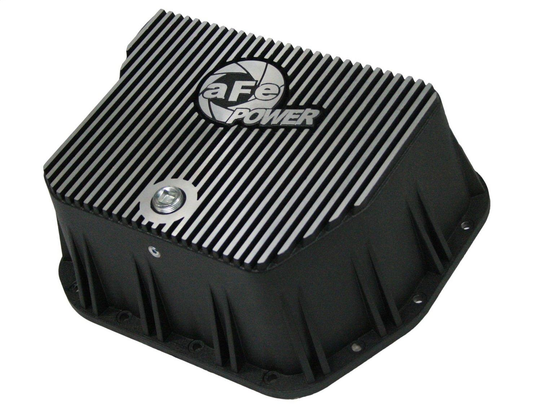 Amazon.com: aFe Power 46-70052 Dodge Diesel Transmission Pan (Machined):  Automotive