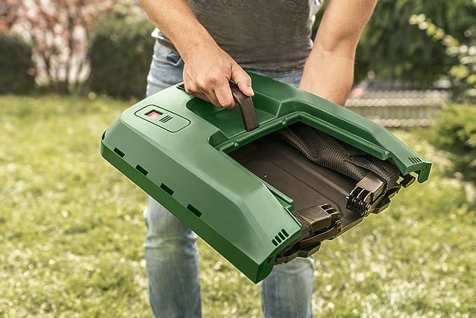 Bosch Cortacésped eléctrico UniversalRotak 470, 1400W, 470m², caja colectora de 40 l, caja de cartón: Amazon.es: Bricolaje y herramientas