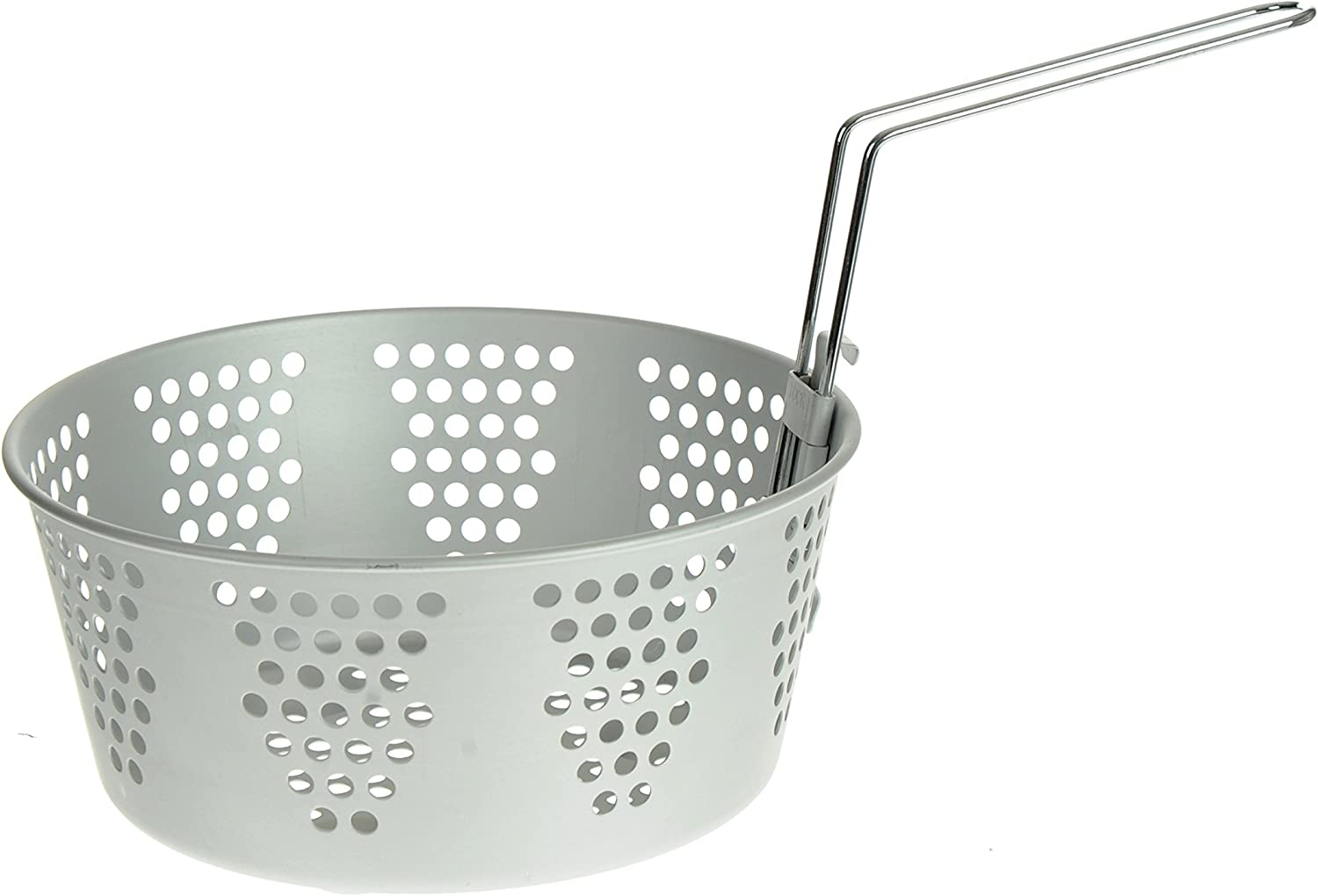 Cookmate Heavy Duty Die-Cast Deep Fryer /& Multi-Cooker ETL Listed Adjustable Temperature Gauge by Unity 6L Capacity Included Aluminum Basket /& Tempered Vented Glass Lid