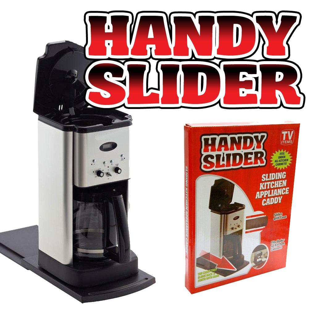 Attrayant Amazon.com: Handy Slider   Kitchen Appliance Slidng Caddy: Kitchen U0026 Dining