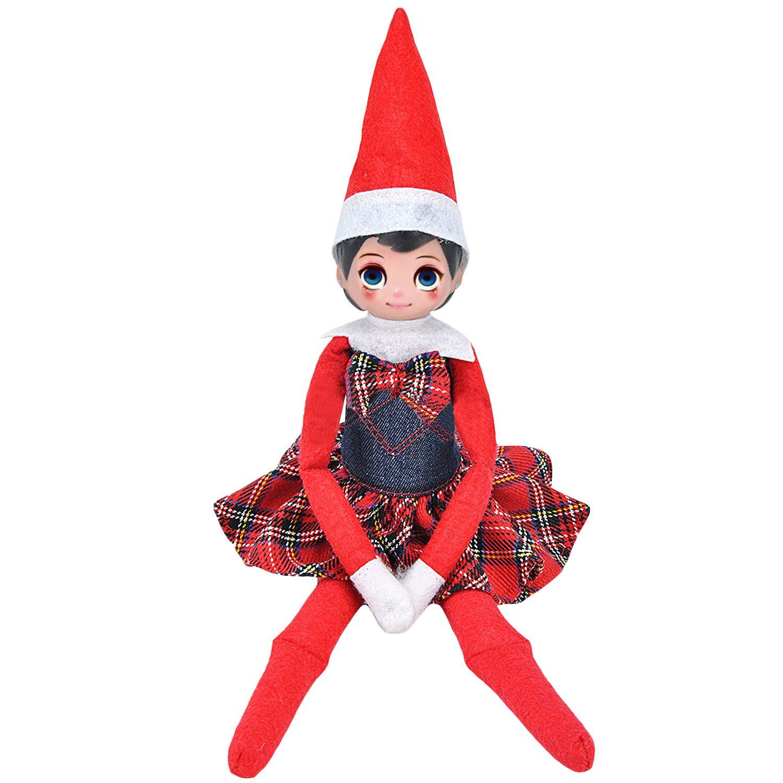 Amazon.com: Gosear Ropa para elfos, muñecas de elfo, ropa de ...