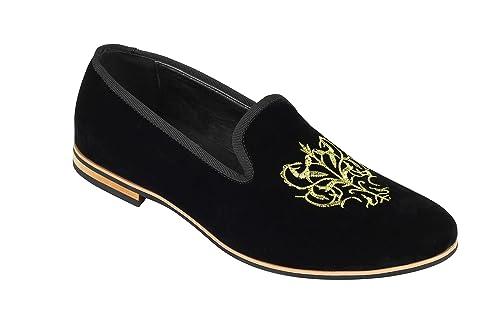 Xposed Mocasines de Material Sintético para Hombre: Amazon.es: Zapatos y complementos