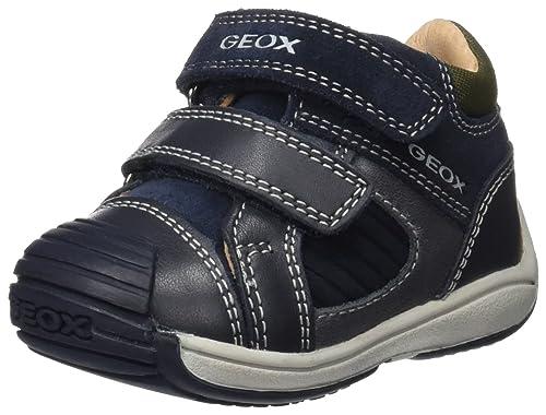 Geox B Toledo B, Zapatillas para Bebés