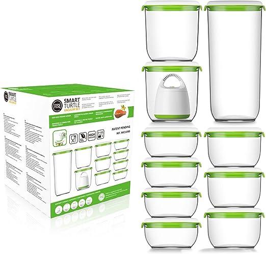 Starter Kit de FOSA – Innovador sistema patentado de envasado al ...