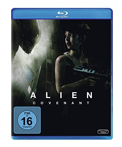 Alien: Covenant [Blu-ray]