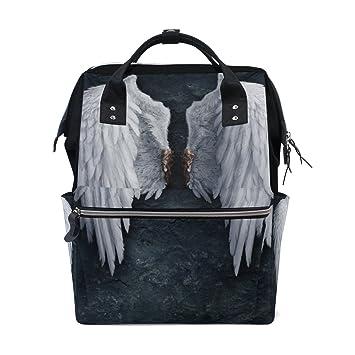 BENNIGIRY - Bolsas de pañales para bebé con alas de ángel ...