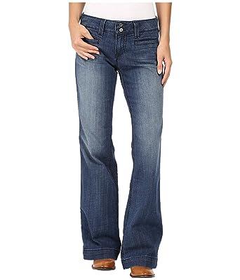 Ariat Women's Trouser Jean at Amazon Women's Jeans store