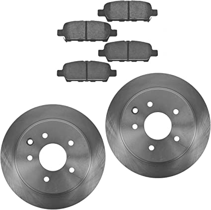NEW OEM REAR BRAKE PADS FOR 2004-2008 NISSAN MAXIMA