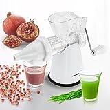 Müeller Elite Masticating Slow Fruit/Vegetable Wheatgrass Juicer