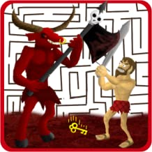 Survive the Minotaurs labyrinth - Free Maze Game
