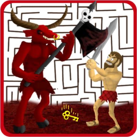 Amazon com: Survive the Minotaurs labyrinth - Free Maze Game