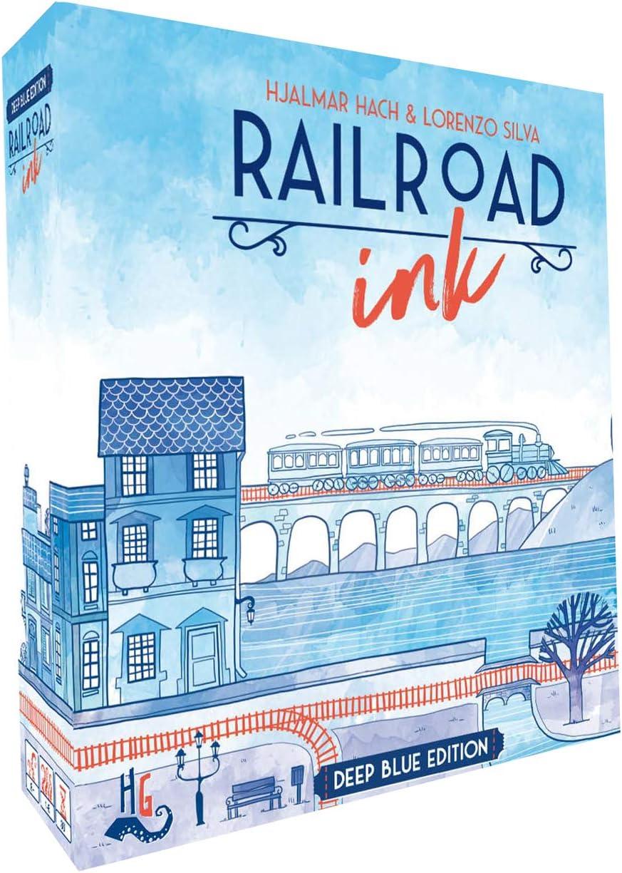 Railroad Ink