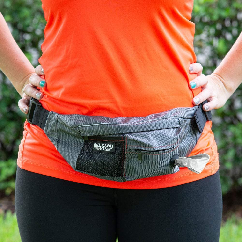 Special fanny pack just for dog walks