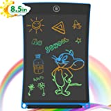 ANEAR LCD Writing Tablet, 8.5 Inch Colorful Screen Doodle Board Electronic Digital Drawing Pad with Lock Button for Kids…