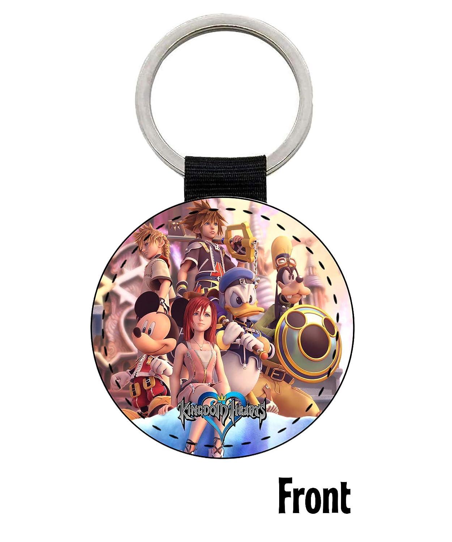 MasTazas Kingdom Hearts Llavero Keyring: Amazon.es: Juguetes ...