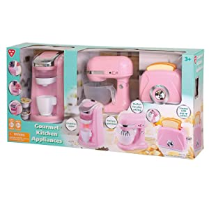 Gourmet Kitchen Appliances - Pink