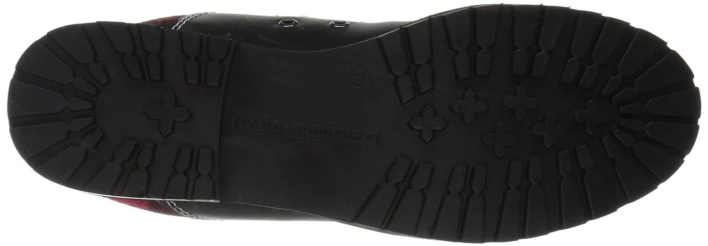 Tommy Hilfiger 5.5 Women's Tonny Hiking Boot B06XV8P3NM 5.5 Hilfiger B(M) US|Red Plaid 862bae