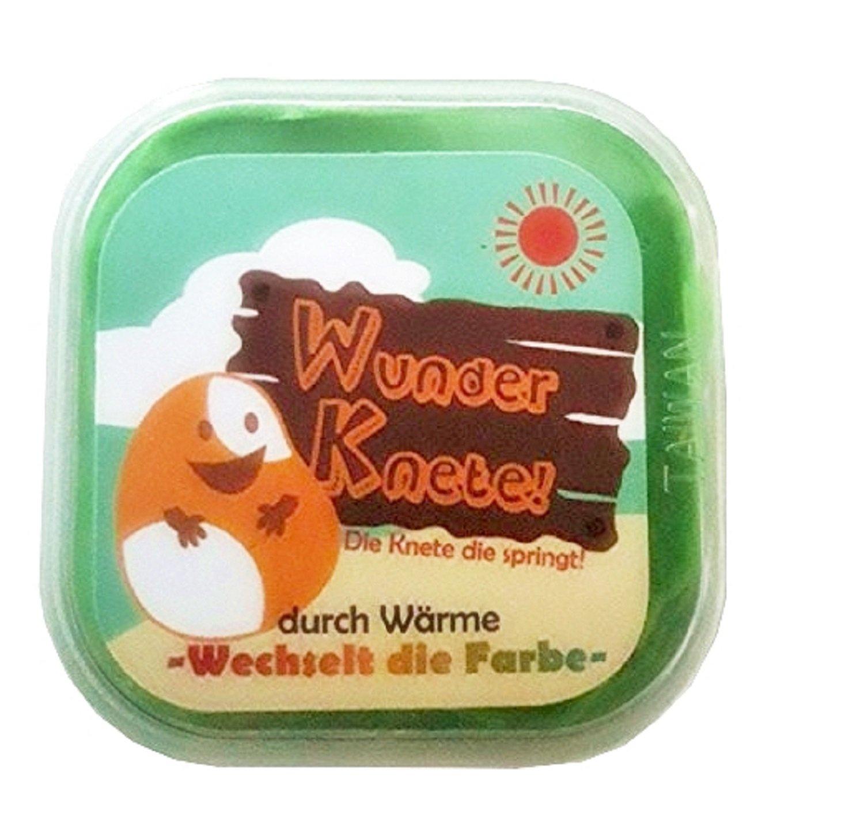 (Blu) Pasta Allungabile Modellabile Cambia Colore Simile A Butter Slime Gioco Per Bambini Idea Regalo