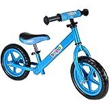 boppi Bicicletta senza pedali in metallo 2-5 anni
