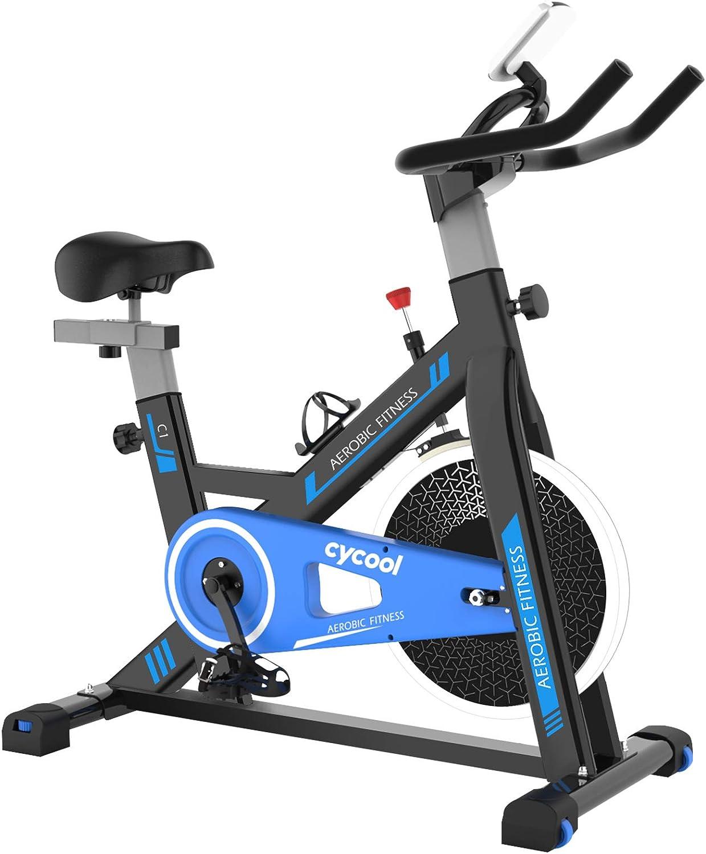 cycool Stationary Bike Exercise Bike