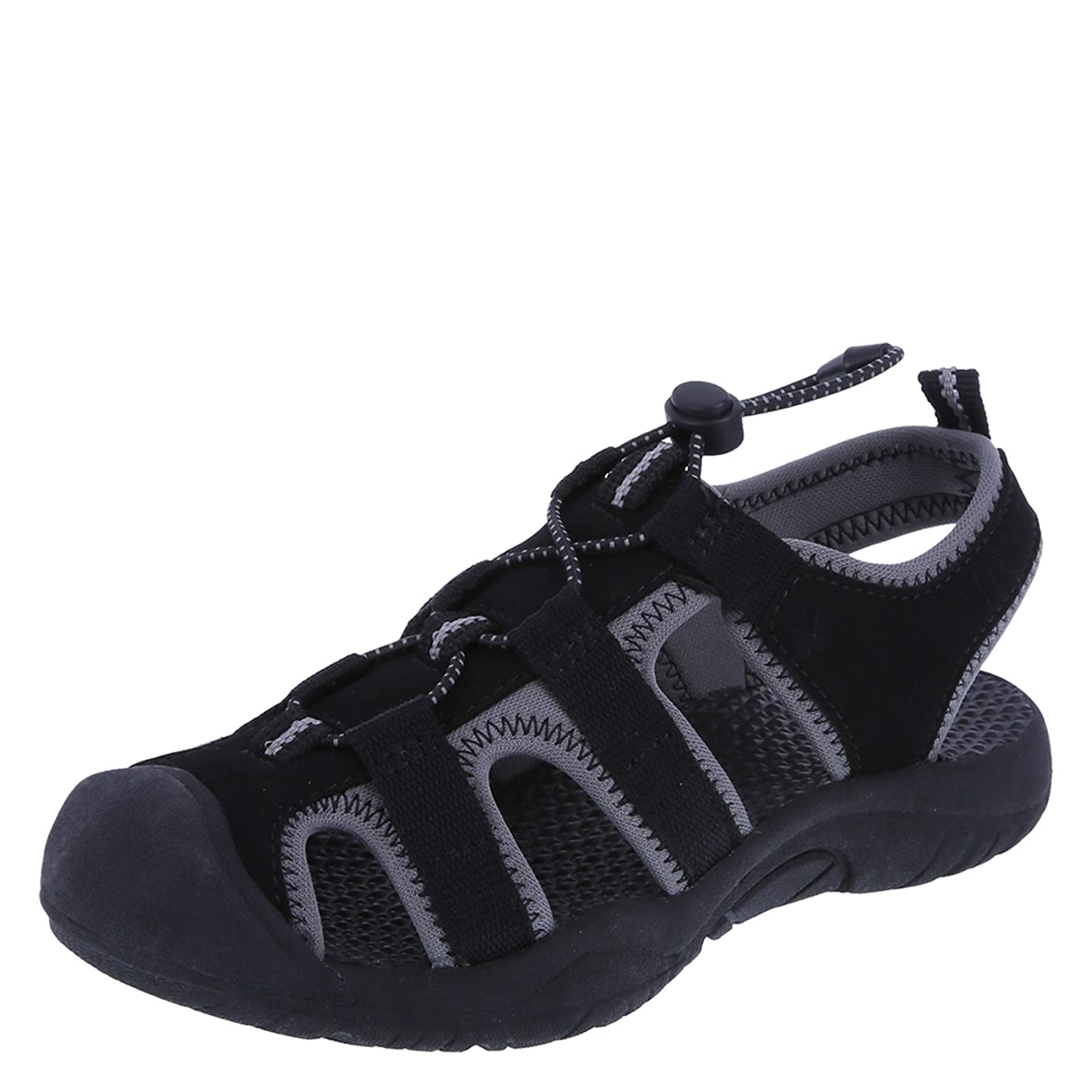 Rugged Outback Boys' Bumptoe Sandal One Size - 4