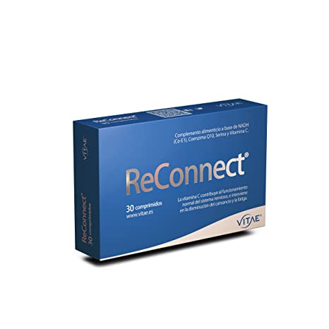 Vitae Reconnect Complemento Alimenticio - 30 Tabletas