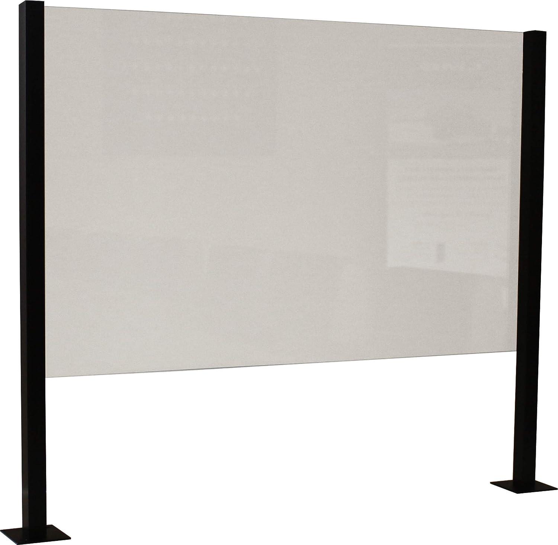Mampara protección vidrio templado 60 cm: Amazon.es: Industria ...