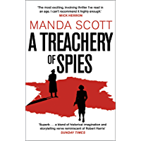 A Treachery of Spies: The Sunday Times Thriller of the Month (English Edition)
