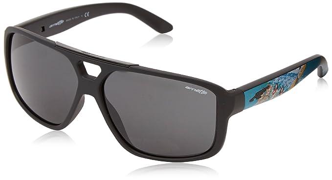 25ebbfa5f0 Gafas de Sol Arnette AN4189 FAT CITY FUZZY BLACK/GRAY: Amazon.es: Ropa y  accesorios