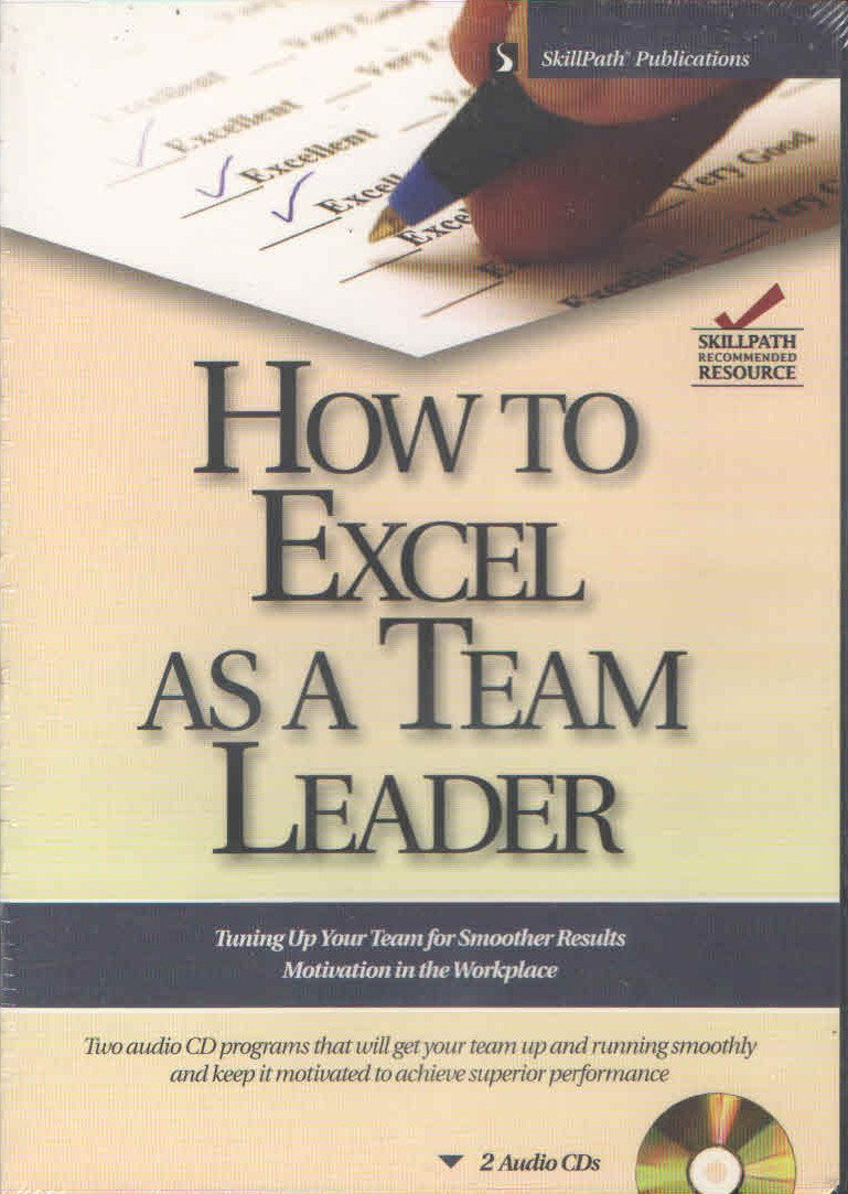Download How to Excel As a Team Leader pdf