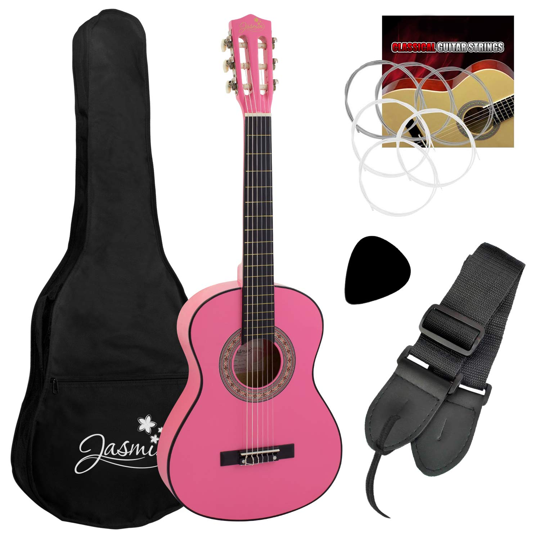 Tiger Music CLG6-PK Guitarra cl/ásica