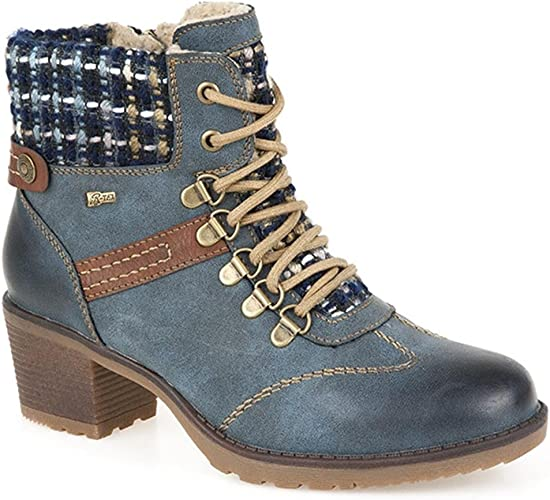Pavers Relife Lace Up Ankle Boot 308