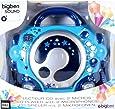 BigBen CD47 AU314816 Lecteur CD avec 2 Microphones Bleu