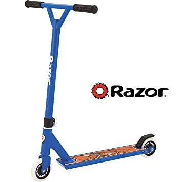 Amazon.com: Razor Pro el dorado – Patinete: Sports & Outdoors