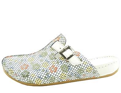 Andrea Conti 0021552 Schuhe Damen Sandalen Clogs Pantoletten