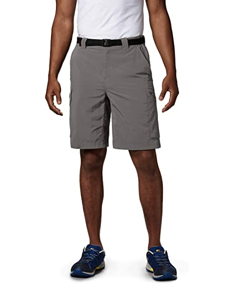 dd61518a33 Columbia Men's Silver Ridge Cargo Short, Breathable, UPF 50 Sun Protection