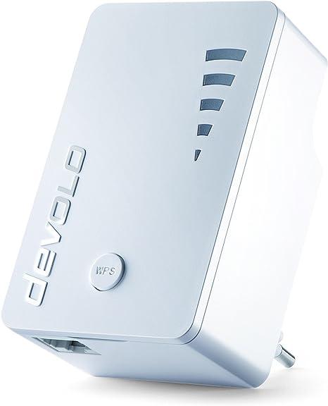 Devolo Wifi Repeater Ac White Computers Accessories