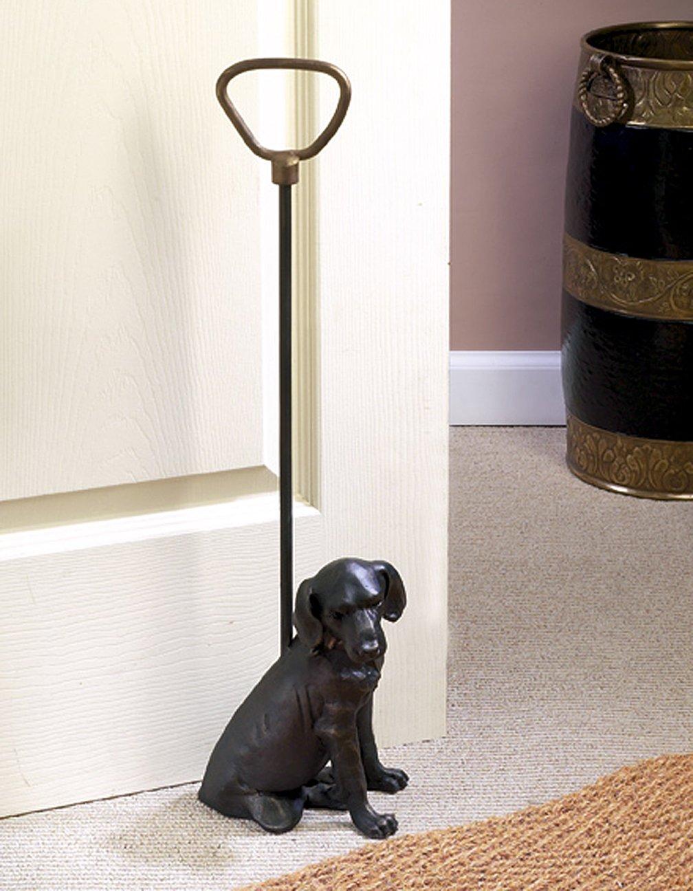 Door Stop - Labrador Retriever Door Stop - Lab Doorstop - Dog Doorstop Lab Door Stop by KensingtonRow Home Collection