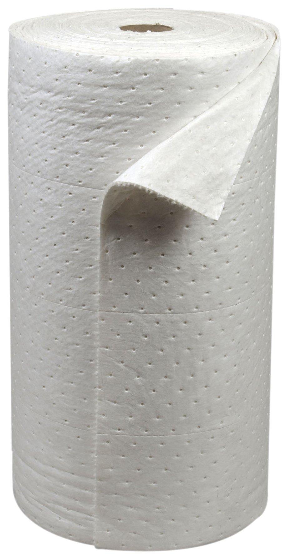 ESP Coldform2 Oil - Only Cellulose Sorbent Roll, 300' Length, 28'' Width, 52 Gal/Pkg (Pack of 1)