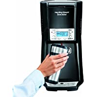 Hamilton Beach 10-Cup Coffee Maker, Programmable BrewStation Dispensing