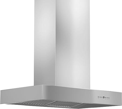 Z Line Kecomi 48 Stainless Steel Island Mount Range Hood 48 Inch Appliances