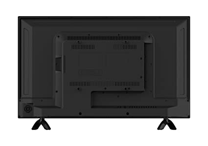 back of the RCA RTR3260 32 Inch Smart TV