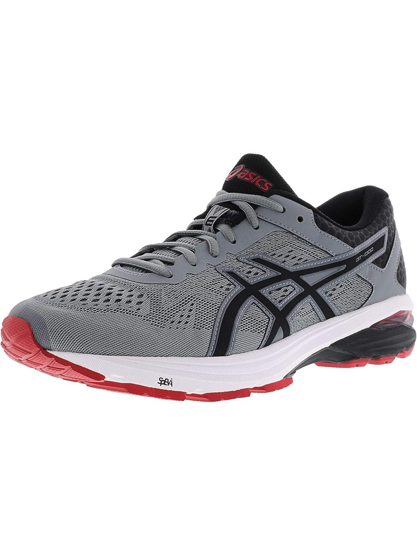 ASICS Men's GT-1000 6 Running schuhe, Stone rot, grau schwarz rot, Stone 11 D(M) US 1a6aee