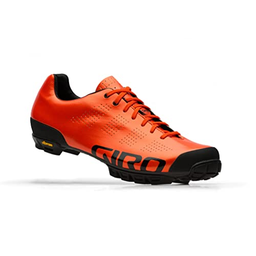 Giro - Zapatillas de Ciclismo para Hombre Anodised Glowing Red: Amazon.es: Zapatos y complementos
