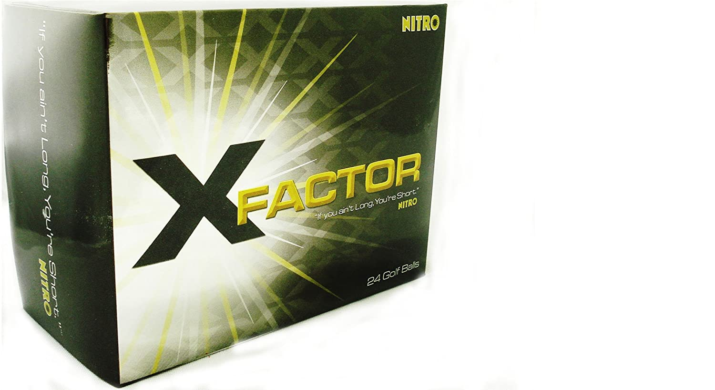 Nitro Crossfireゴルフボール( 18パック) B001FOPXD4