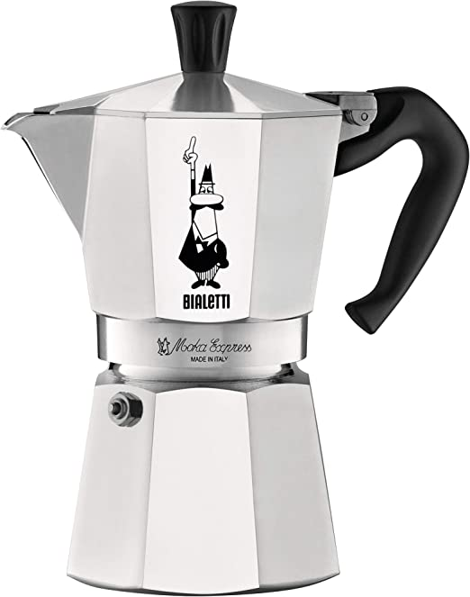 Amazon.com: Bialetti Cafetera (restaurada certificada ...